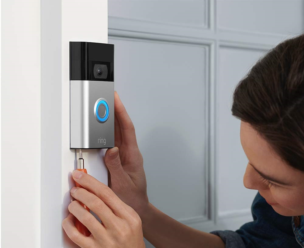 How to install ring doorbell 2